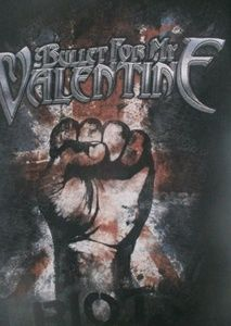 Bullet For My Valentine Concert Tee Small
